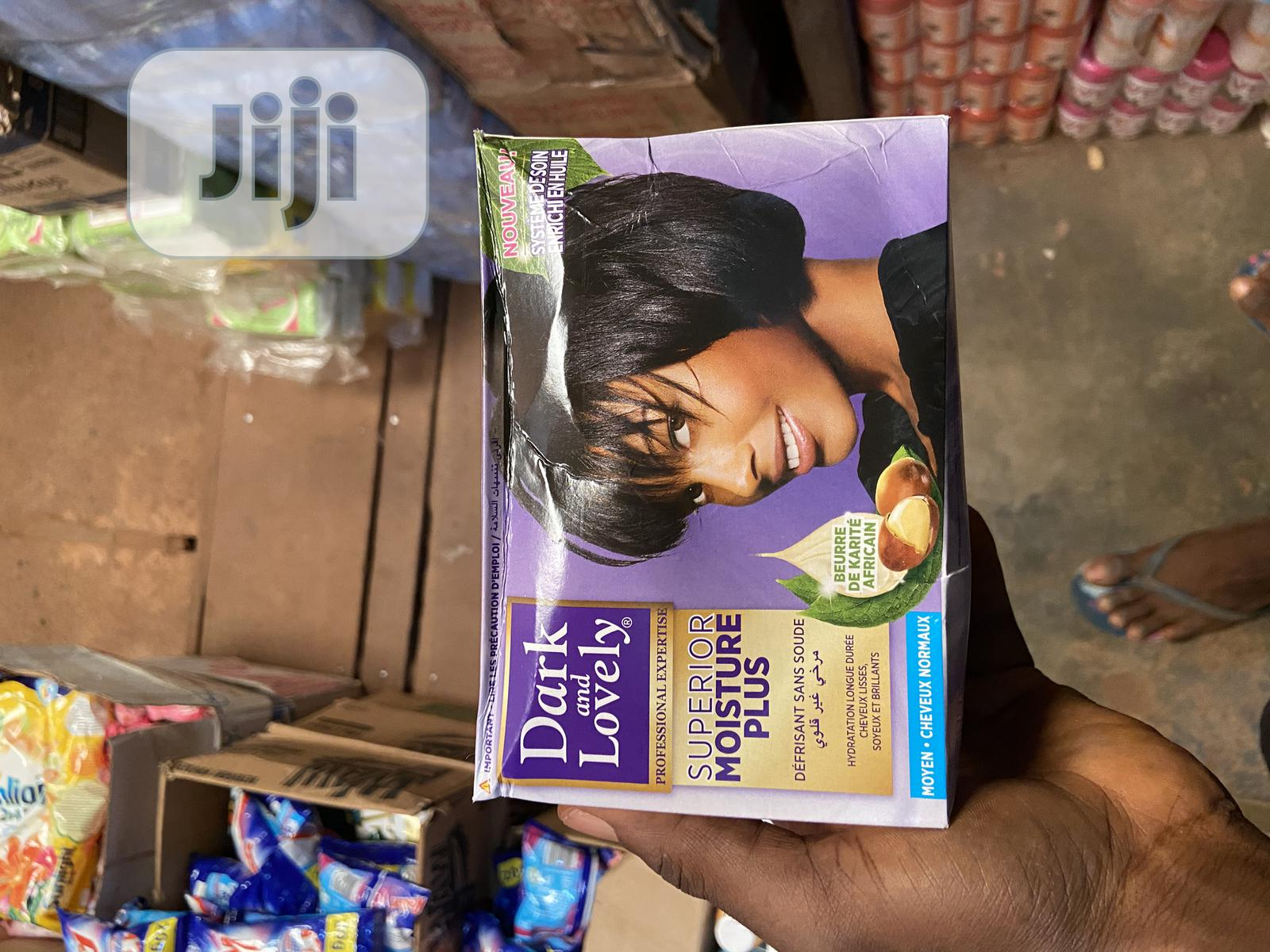 Dark And Lovely Kit