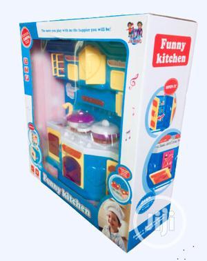 Kids Funny Kitchen Set   Toys for sale in Lagos State, Apapa
