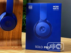 Beats By Dr. Dre Solo Pro Wireless Ivory | Headphones for sale in Lagos State, Ikeja