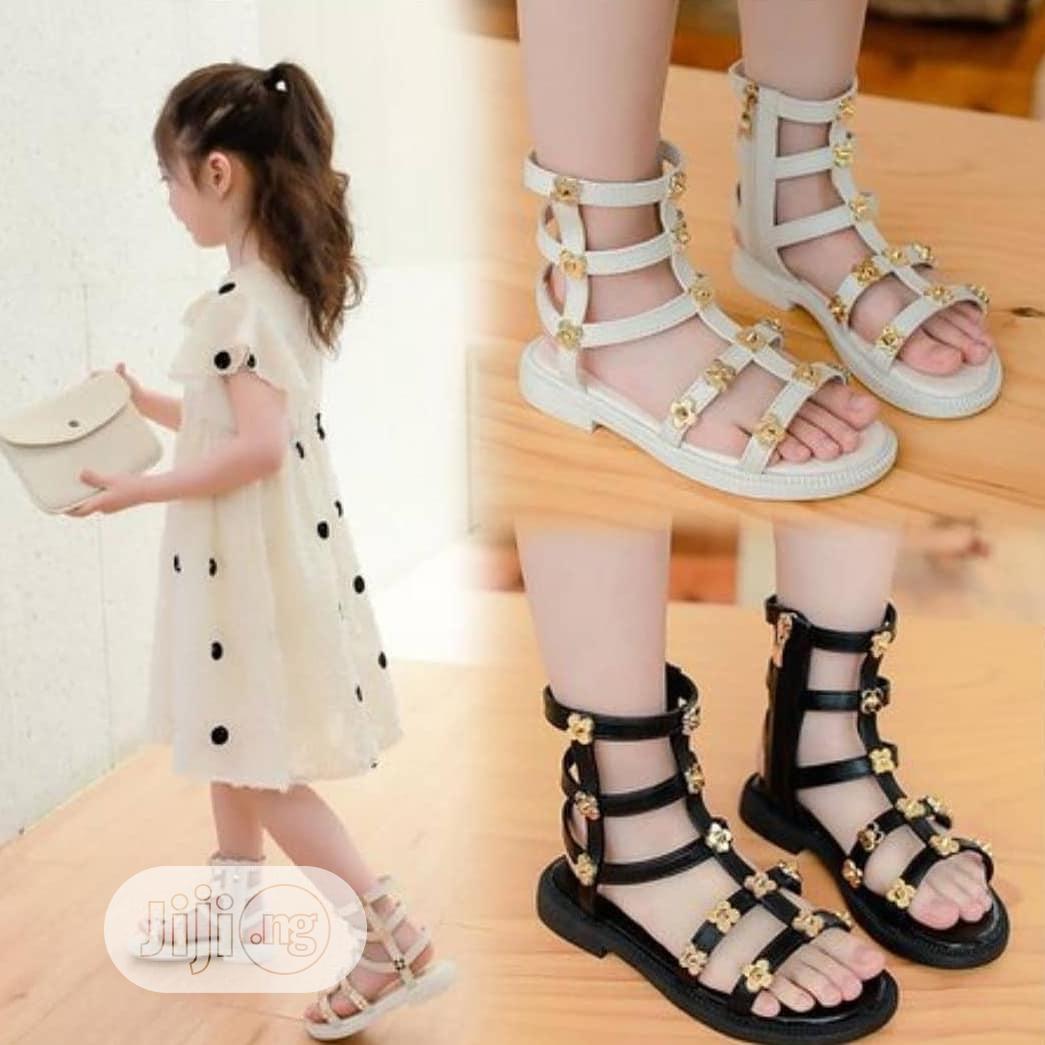 Super Cute Baby Girl Sandals