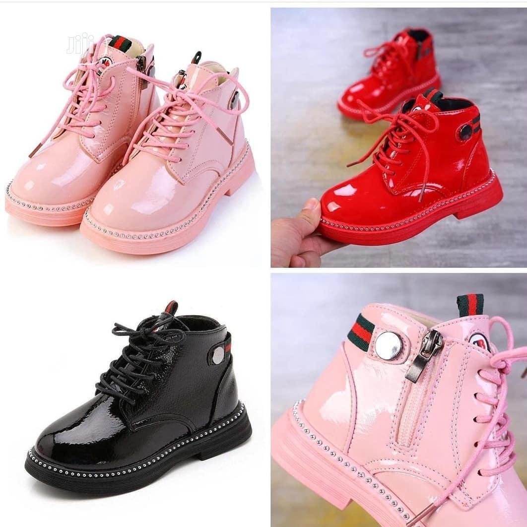 Unisex Luxury Boots