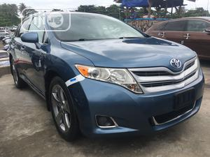 Toyota Venza 2010 V6 AWD Blue | Cars for sale in Lagos State, Surulere