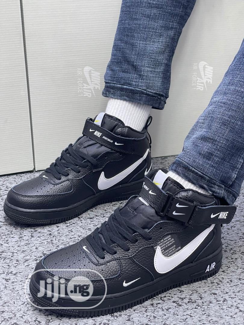 Nike Air Force 1 High Top | Shoes for sale in Victoria Island, Lagos State, Nigeria