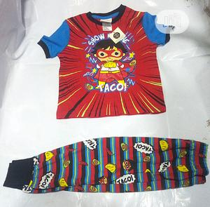 Boys Characters American Pyjamas | Children's Clothing for sale in Lagos State, Yaba