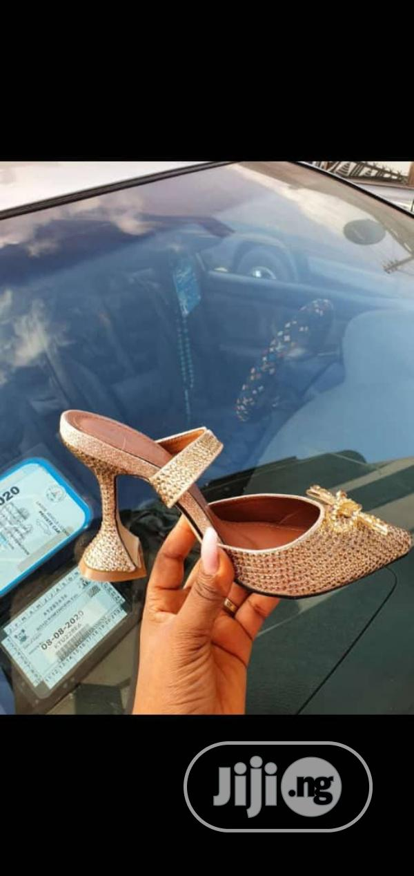 New Quality Female Heel Shoe