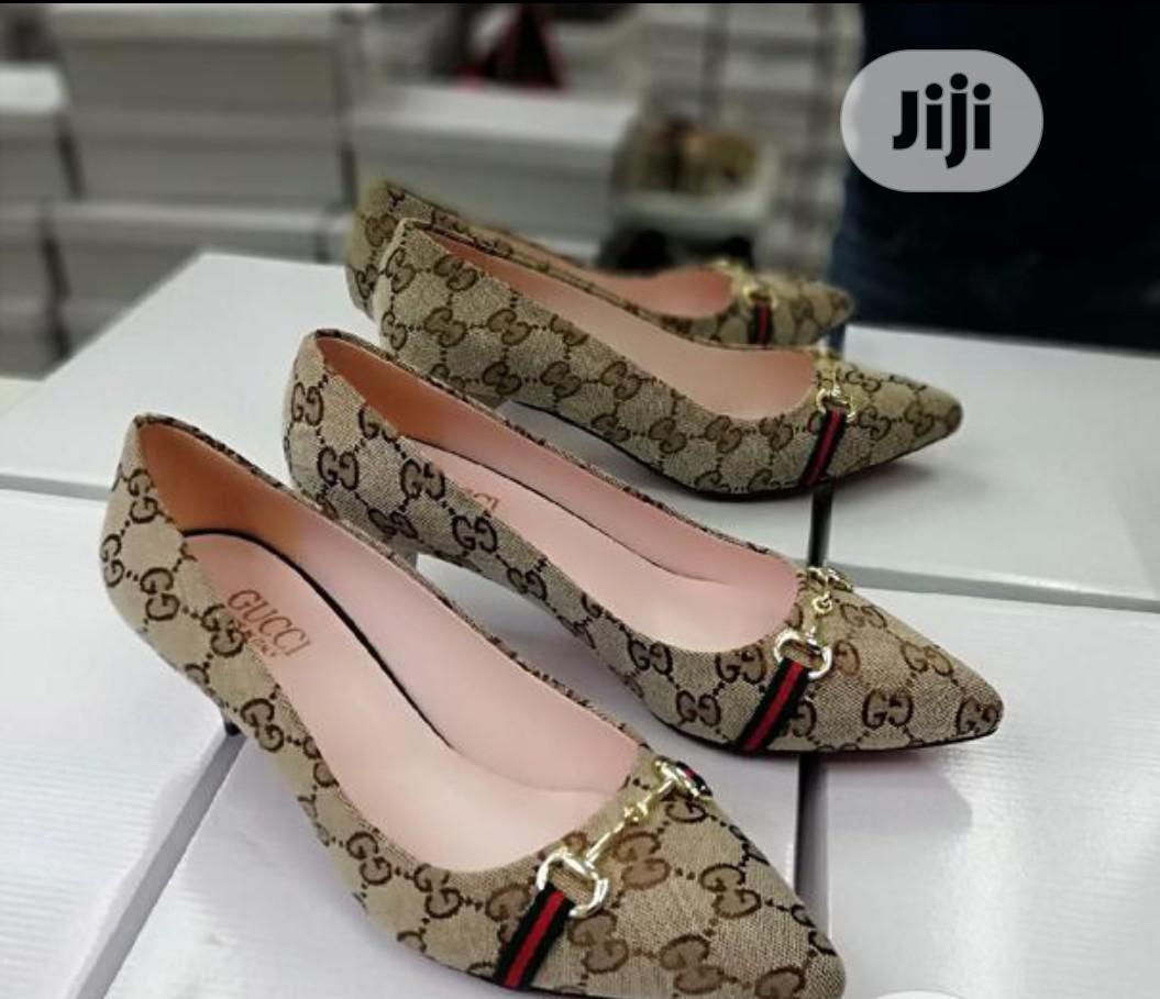 Archive: Quality Ladies Heel Shoes