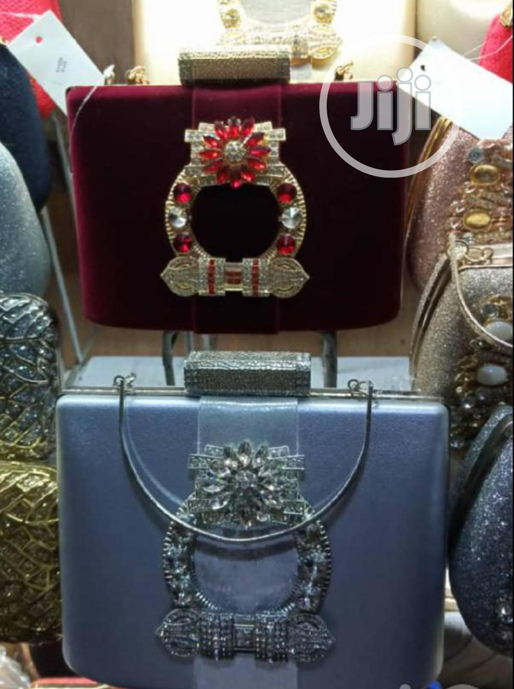Lovely Ladies Clutch Purse