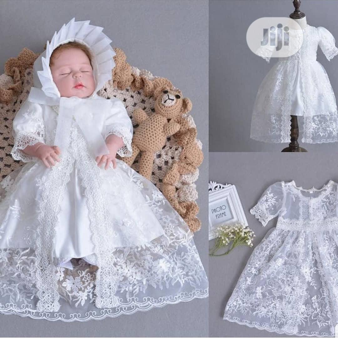 Archive: Beautiful Baby Christening 3piece Set