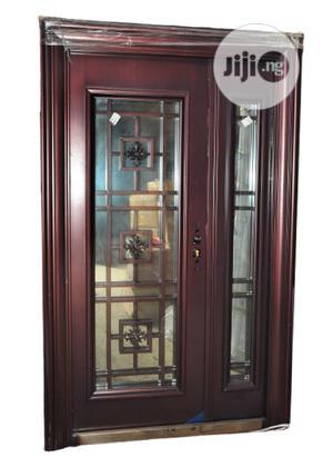 4 Ft Copper Glass Door   Doors for sale in Lagos State, Lekki
