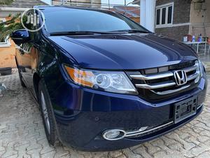 Honda Odyssey 2015 Blue   Cars for sale in Oyo State, Ibadan