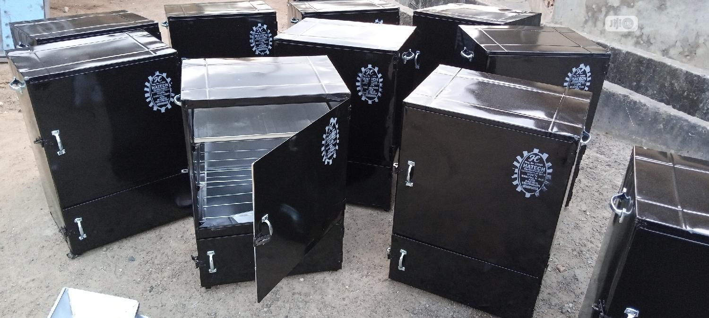 Easytech Charcoal Oven Enterprise