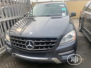 Mercedes-Benz M Class 2012 Gray | Cars for sale in Lagos State, Surulere