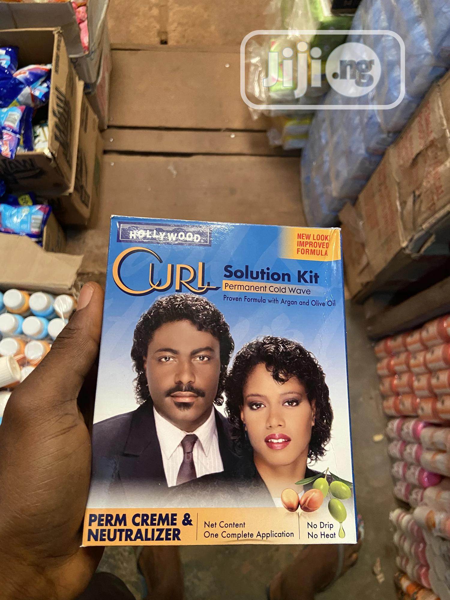 Archive: Hollywood Curl Kit