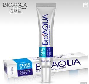 Bioaqua Fast Acne Treatment Cream | Skin Care for sale in Lagos State, Ikeja