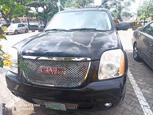 GMC Yukon 2008 Denali Black   Cars for sale in Lagos State, Ikeja