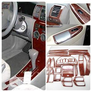 Brown Wooden Formica Interior   Vehicle Parts & Accessories for sale in Lagos State, Ojo