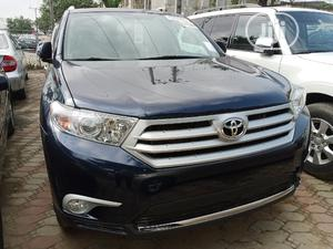 Toyota Highlander 2011 SE Blue   Cars for sale in Lagos State, Amuwo-Odofin