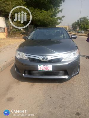 Toyota Camry 2014 Gray   Cars for sale in Abuja (FCT) State, Gwarinpa