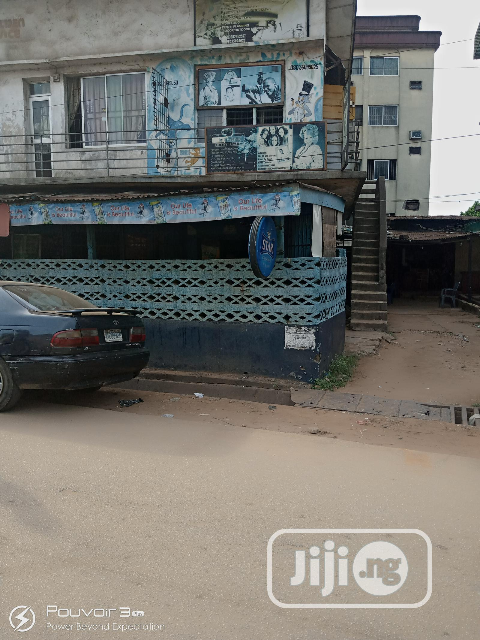 A Property for Sale at Number 43 Old Market Road,Onitsh. | Commercial Property For Sale for sale in Onitsha, Anambra State, Nigeria