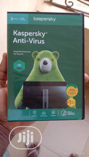 Kaspersky Antivirus Software 4 PC Users   Software for sale in Lagos State, Ojodu
