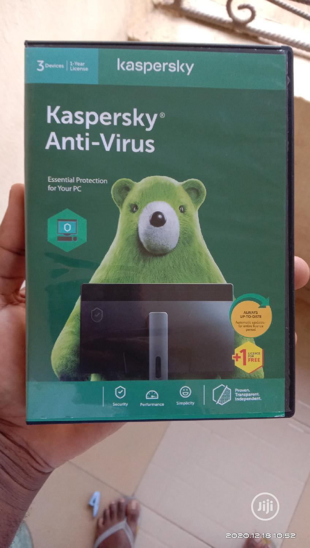 Kaspersky Antivirus Software 4 PC Users