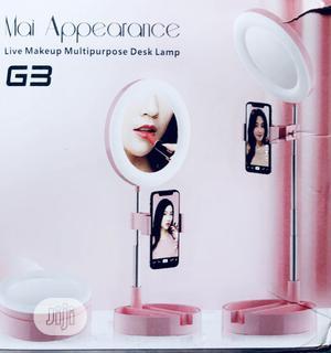 G3 Live Makeup Multipurpose Desk Lamp | Accessories for Mobile Phones & Tablets for sale in Lagos State, Ikorodu