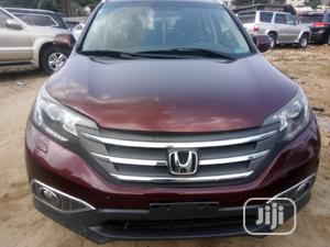 Honda CR-V 2013 Red | Cars for sale in Lagos State, Amuwo-Odofin