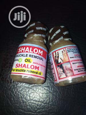 Shalom Knuckle Oil | Skin Care for sale in Abuja (FCT) State, Kuje