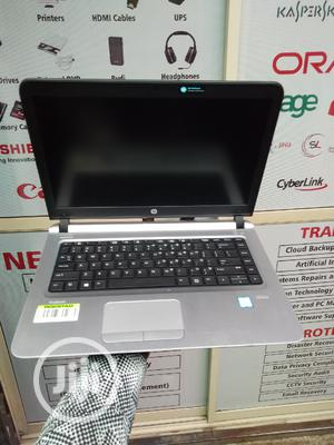 Laptop HP ProBook 440 G3 8GB Intel Core i5 HDD 500GB   Laptops & Computers for sale in Lagos State, Ikeja