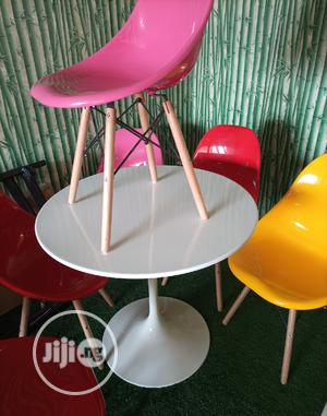 Super Quality Set of Restaurant/Dinning Table With 4 Chairs   Furniture for sale in Lagos State, Ojo