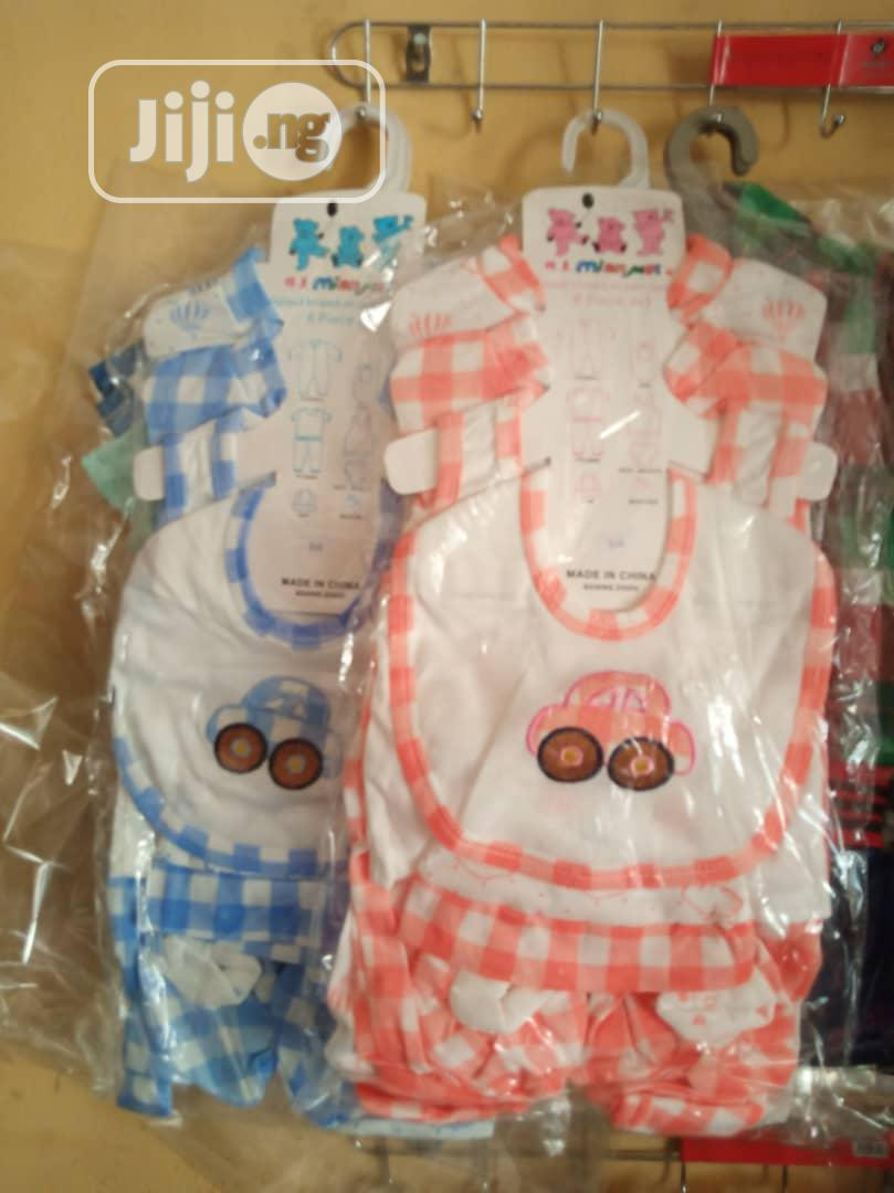 8 in 1baby Clothes