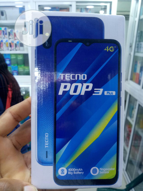 Archive: New Tecno Pop 3 Plus 16 GB Blue