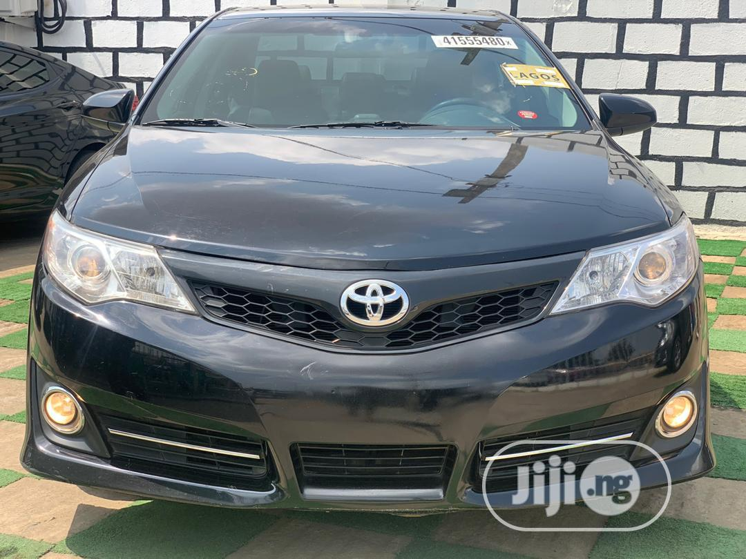 Toyota Camry 2013 Black | Cars for sale in Ikeja, Lagos State, Nigeria