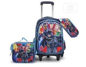Batman Trolley Bag | Babies & Kids Accessories for sale in Lagos State, Ikeja