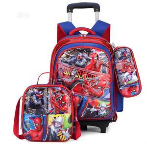 Spiderman Trolley Bag | Babies & Kids Accessories for sale in Lagos State, Ikeja