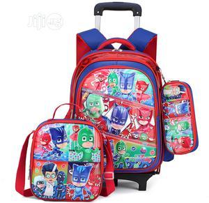PJ Mask Trolley Bag | Babies & Kids Accessories for sale in Lagos State, Ikeja