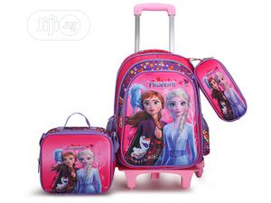 Frozen Trolley Bag | Babies & Kids Accessories for sale in Lagos State, Ikeja