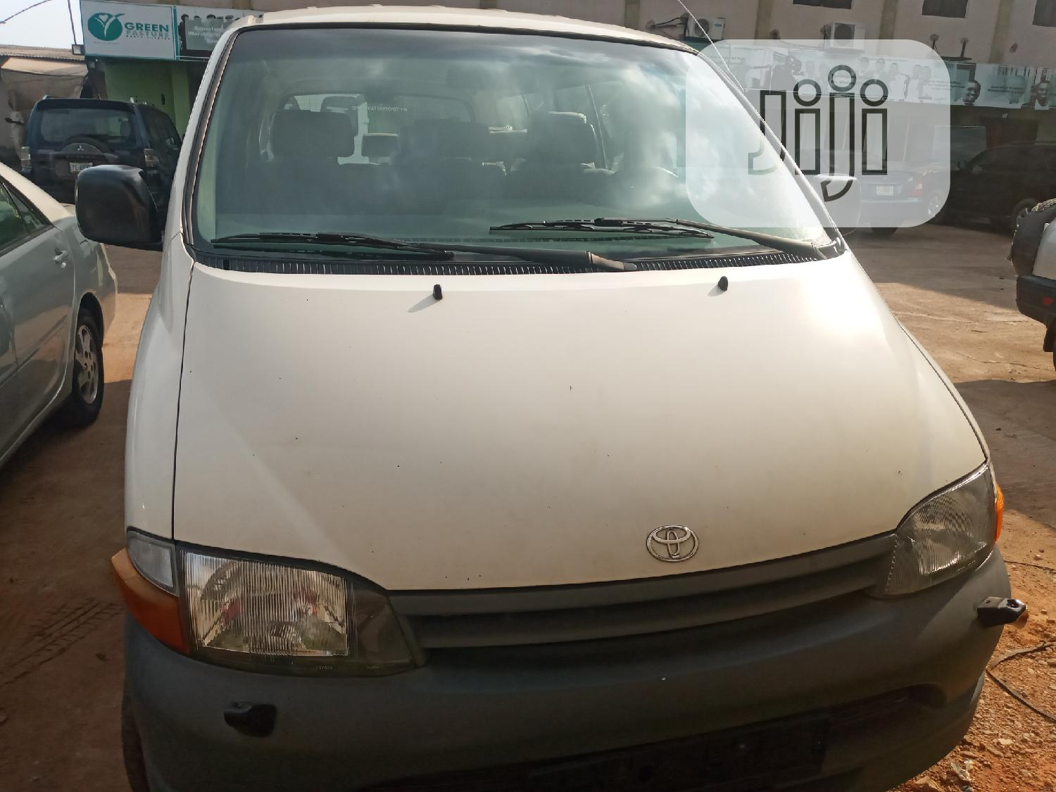Toyota Hiace 2003 White | Buses & Microbuses for sale in Isolo, Lagos State, Nigeria