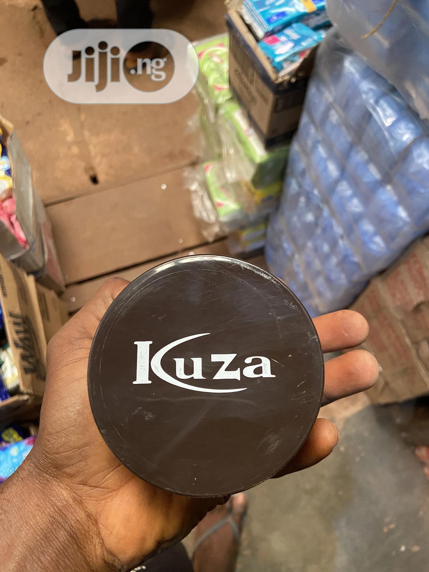 Archive: Kuza Hair Cream