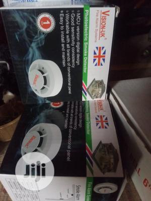 Vision Uk Smoke Detector | Safetywear & Equipment for sale in Lagos State, Apapa