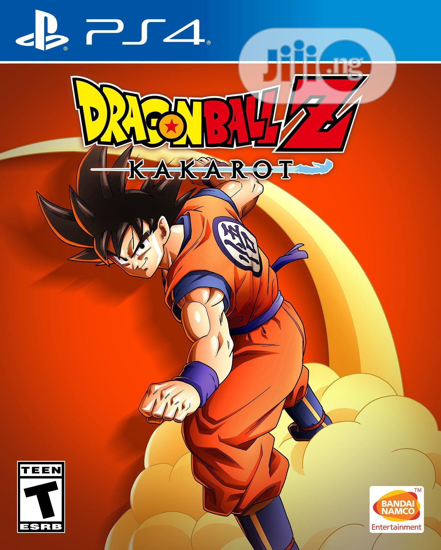 Ps4 Dragon Ball Z