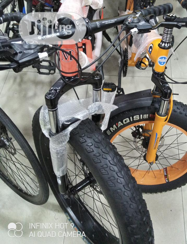 Giant Tyre Adult Bicycle for Adult and Children