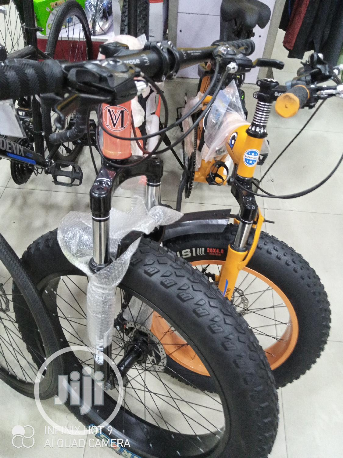 Giant Tyre Adult Bicycle for Adult and Children | Toys for sale in Yaba, Lagos State, Nigeria