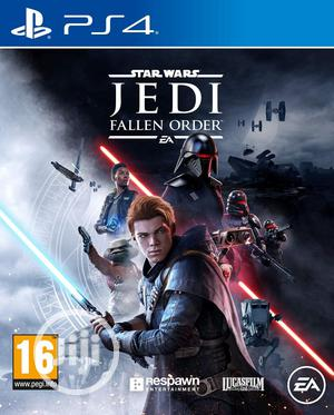 Ps4 Star Wars Jedi Fallen Order   Video Games for sale in Lagos State, Ikeja