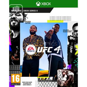 Ufc 4 Xbox One Game | Video Games for sale in Lagos State, Ikeja