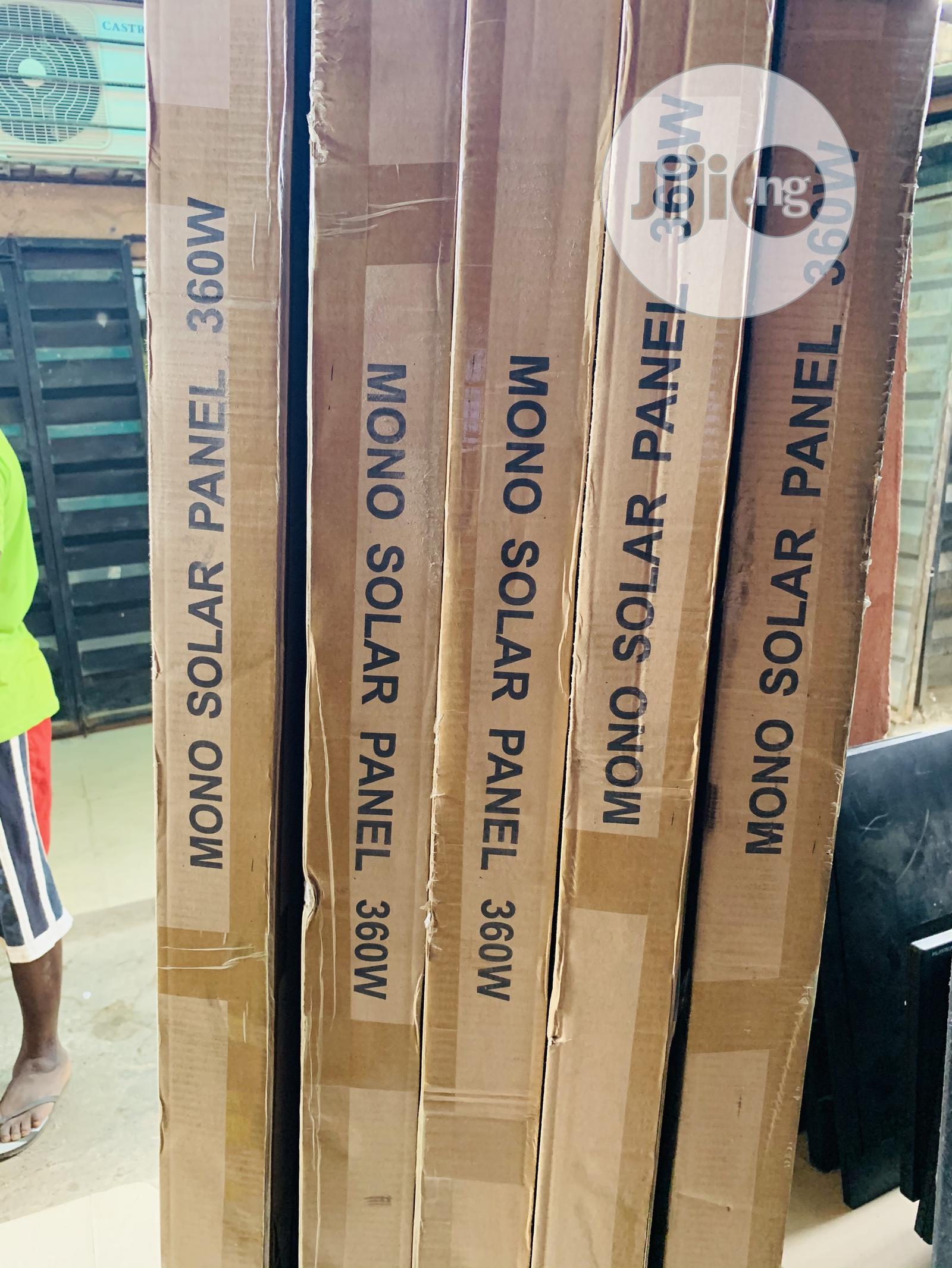 360watts Sunfit Solar Panel Mono | Solar Energy for sale in Ojo, Lagos State, Nigeria