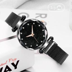 Ladies' Wristwatch - Black(FREE DELIVERY NATIONWIDE)   Watches for sale in Oyo State, Ido