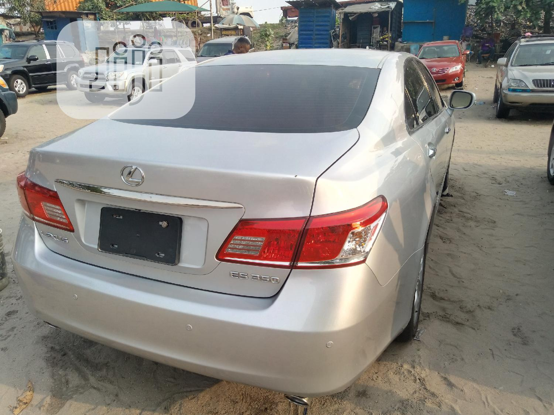 Lexus ES 2011 350 Silver   Cars for sale in Apapa, Lagos State, Nigeria