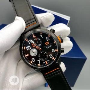 High Quality TOMMY HILFIGER Leather | Watches for sale in Lagos State, Magodo