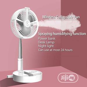 Lever Folding Mist Fan   Home Appliances for sale in Lagos State, Oshodi